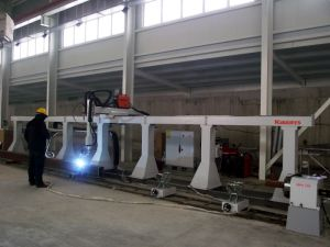 KBWELD HD5 - 5 Axis robotic system for welding