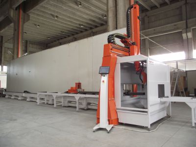 Profile cutting gantry system
