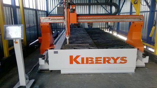 Plasma sheet cutting gantry system